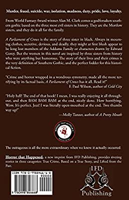 A Parliament of Crows: Alan M Clark: Amazon com: The Book Depository UK
