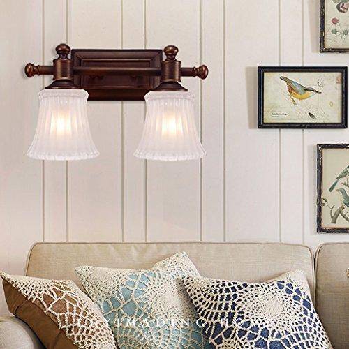 ... Schlafzimmer Nachttischlampe Wohnzimmer Eisen Style Kunst Landhausstil  Cq Einfache Wandleuchte Hintergrund American Moderne Ovqf6xB ...