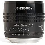 Lensbaby Velvet 56 for Sony E
