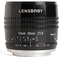 Lensbaby Velvet 56 for Canon EF Benefits Review Image