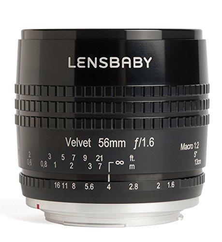 Lensbaby Velvet 56 for Fuji X