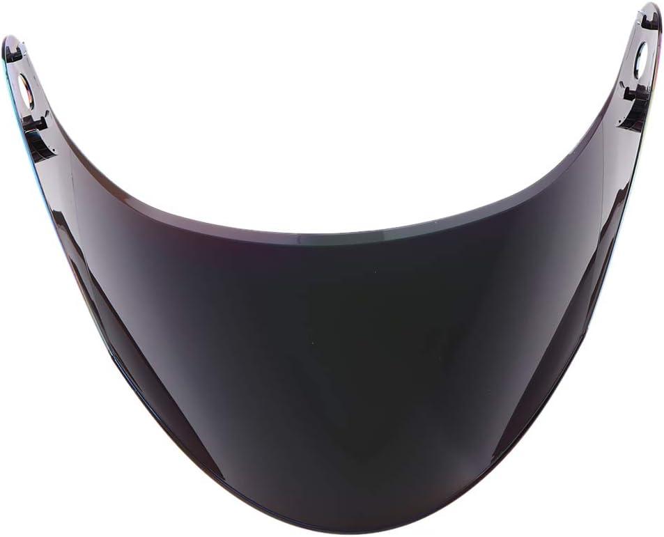 perfeclan Rollerhelm Helm Visier f/ür JK-902 JK-316 GXT-902 5 Farben zur Auswahl Beschlagfreie Linse