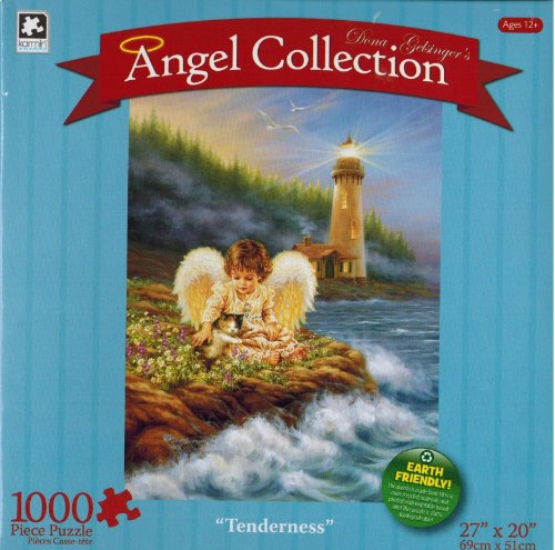 Dona Gelsinger's Angel Collection 1000pc Jigsaw Puzzle -