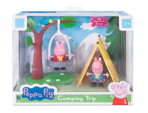 Peppa Pig Playtime Set, Camping Fun by Peppa Pig
