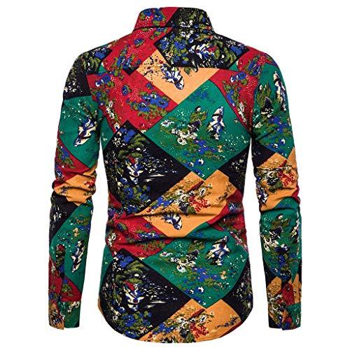 Shirt Top Blouse Hawaiian Shirt Stylish Leisure Printing