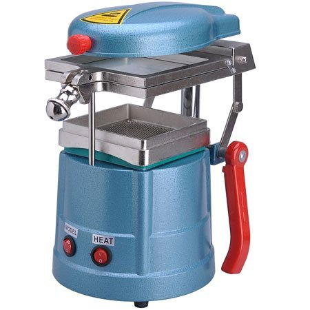 Machine 999 - Quick and Easy Portable Dental Vacuum Forming/Molding Machine