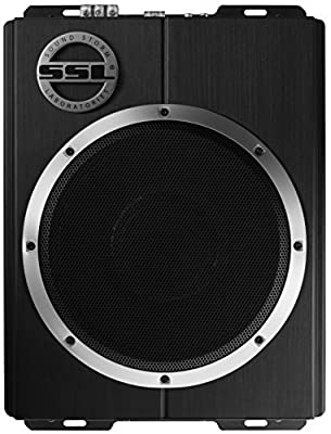 SSL LOPRO8 Amplified Subwoofer System 8-inch