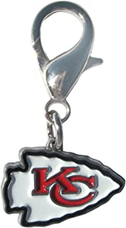 product image for Diva-Dog Kansas City Chiefs Dog Collar Charm