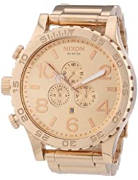A083-897 The 51-30 Chrono All Rose Gold Watch
