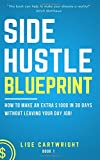img - for Side Hustle Blueprint: How to Make an Extra $1000 per Month Without Leaving Your Day Job! book / textbook / text book