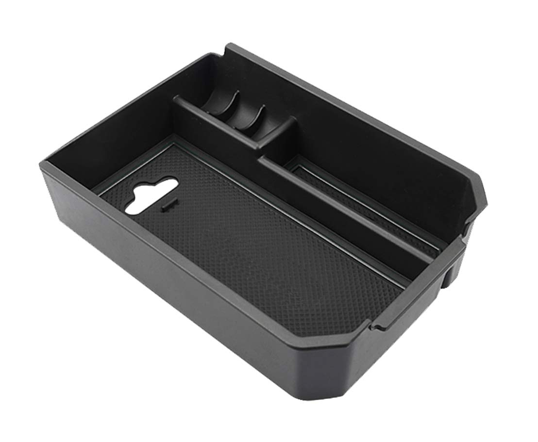 CyanHall Center Console Organizer Tray for Chevy Colorado/GMC Canyon (2015-2018) Vehicles Accessories Replaces