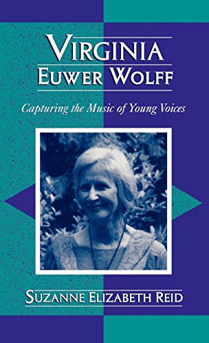 Virginia Euwer Wolff: Capturing the Music of Young Voices (Studies in Young Adult Literature)