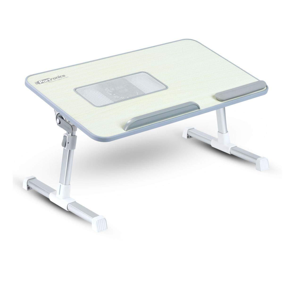 Portronics Por 704 Adjustable Laptop Table