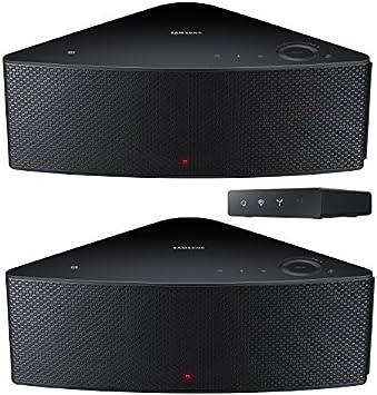 Samsung Forma inalámbrica M5 de Audio Altavoces con reproducción de Audio inalámbrico Hub, f-wam570p: Amazon.es: Electrónica