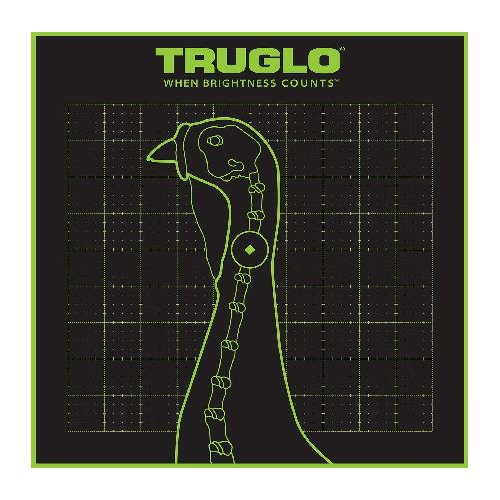 TRUGLO TRU-SEE Turkey Target - Turkey Targets Shooting
