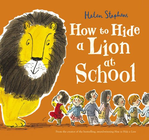 Image result for how to hide a lion at school