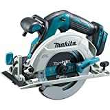 Makita XSH03Z 18V LXT Lithium-Ion Brushless Cordless 6-1/2' Circular Saw, Bare Tool Only