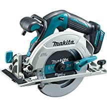 "Makita XSH03Z 18V LXT Lithium-Ion Brushless Cordless 6-1/2"" Circular Saw, Bare Tool Only"