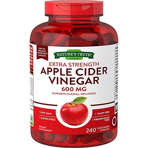 - Nature's Truth Apple Cider Vinegar 240 ct. A1