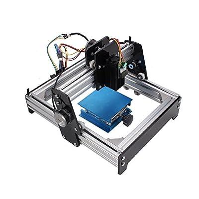 SUNWIN 15W Mini Laser Engraving Machine Metal Steel Iron Stone Engraver DIY Printer