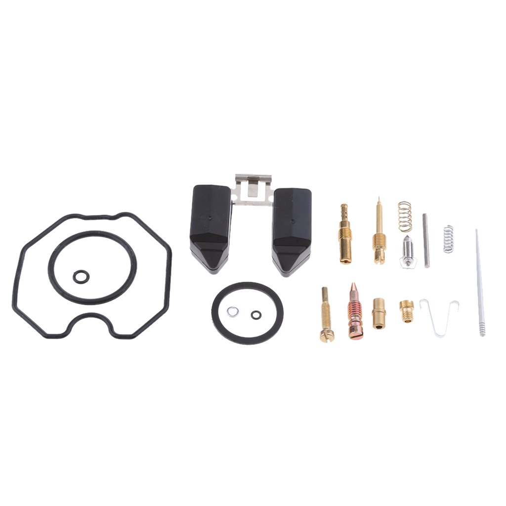 Kit de Reconstrucci/ón Reparaci/ón de Carburador Para Atv Dirt Bike 19 mm PZ19