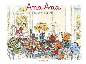 """Afficher """"Ana Ana n° 2 Déluge de chocolat"""""""