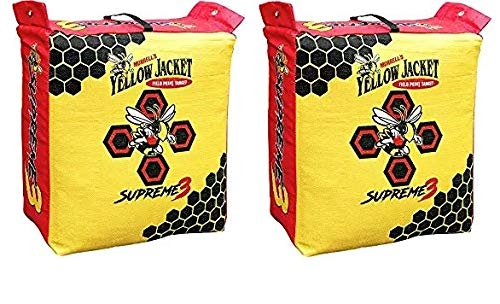 Morrell Yellow Jacket Supreme 3 Field Point Bag Archery Target (Twо Расk) by Morrell