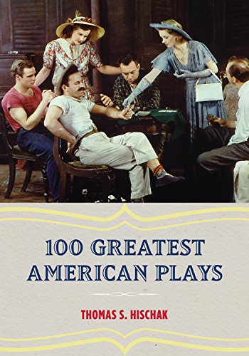 Book Cover: 100 Greatest American Plays