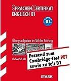 Sprachenzertifikat - Englisch B1 mit Audio-CD