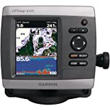 Garmin GPSMAP 441s 4-Inch Waterproof Marine GPS and Chartplotter with Sounder (Discontinued by Manufacturer)