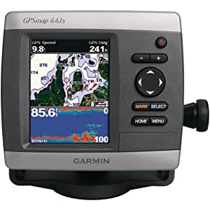 Amazon.com: Garmin GPSMAP 441s 4-Inch Waterproof Marine