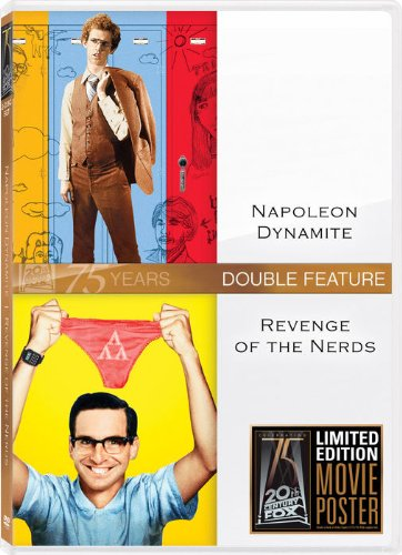 Napoleon Dynamite / Revenge of the Nerds