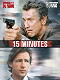 DVD : 15 Minutes (2001)