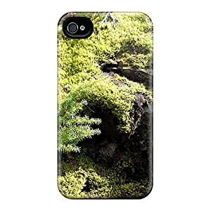UVQ25852sEgR JosareTreegen Awesome Cases Covers Compatible With Iphone 6plus - Rocks Moss
