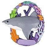 DollarItemDirect SHARK RESIN CORAL MAGNET, Case of 120