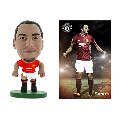 ZLATAN IBRAHIMOVIC MANCHESTER UNITED WALL POSTER & for sale  Delivered anywhere in USA