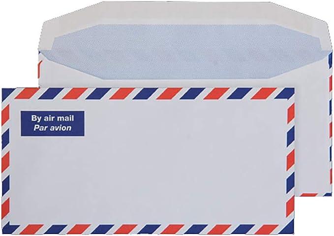 Enveloppe papier 110 X 220 mn lot 10 ou 20 Livraison rapide et gratuite !!!!