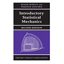 Introductory Statistical Mechanics