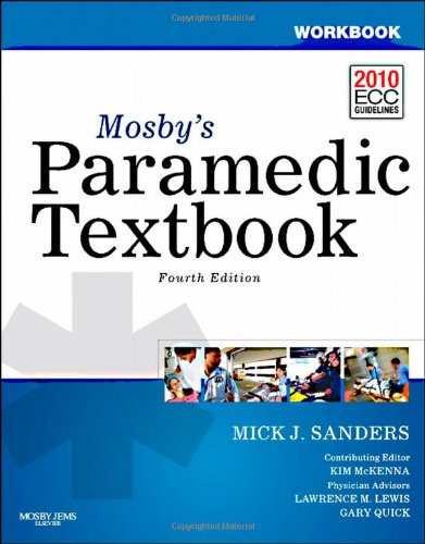 Mosby's Paramedic Textbook Workbook