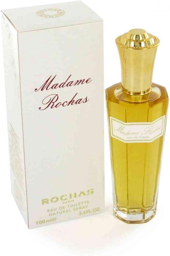 Madame Rochas de Rochas Eau De Toilette 100 ml. Para Elle.: Amazon.es: Belleza