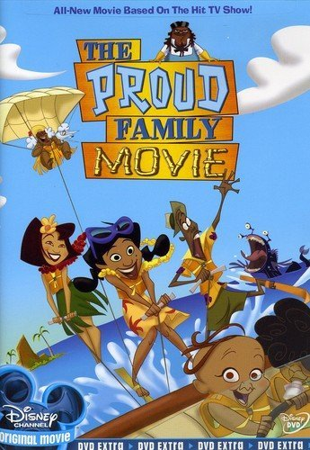 The Proud Family Movie (Best Friends Forever Full Episodes Channel V)