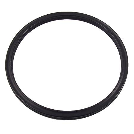100mm x 90mm x 5.33mm Pneumatic Air Sealing Seal Ring Rubber Gasket ...