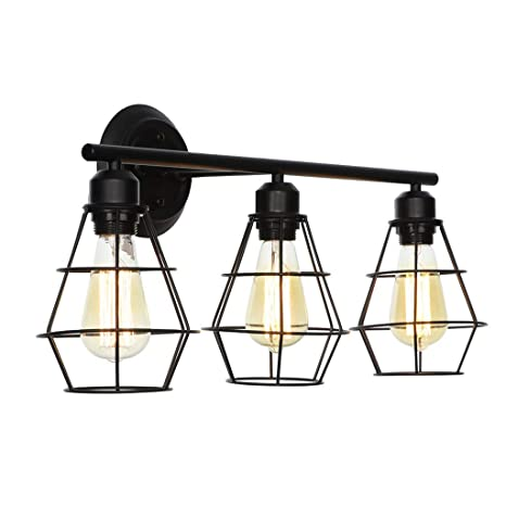 Amazon.com: Chenway Wall Sconce for Living Room 3-Light ...