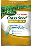 Scotts Turf Builder Grass Seed - Pennsylvania State Mix, 20-Pound (Not Sold in Louisiana)