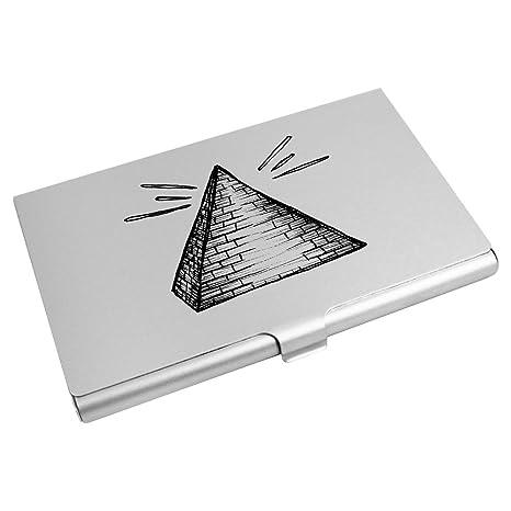 Azeeda Pirámide Tarjeta de Visita Titular / Tarjeta de ...