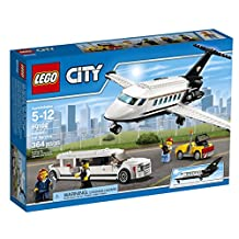 LEGO City-Airport 60102 Airport VIP Service Building Kit (364-Piece)