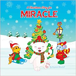 a christmas story for miracle christmas stories for kids christmas gifts for kids christmas books for kids personalized christmas gifts