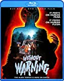 Without Warning (Bluray/DVD Combo) [Blu-ray] by Shout! Factory