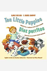 Ten Little Puppies/Diez perritos: Bilingual Spanish-English Kindle Edition