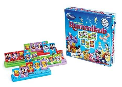 Disney Rummikub by Pressman Toy: Amazon.es: Juguetes y juegos